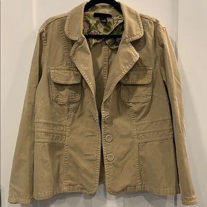 🍂 Brown Corduroy Jacket 🧥  🍁